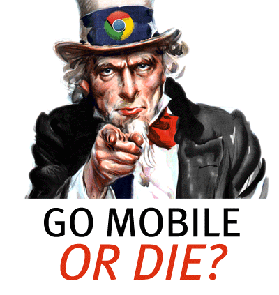 Google Search: go mobile… or die?