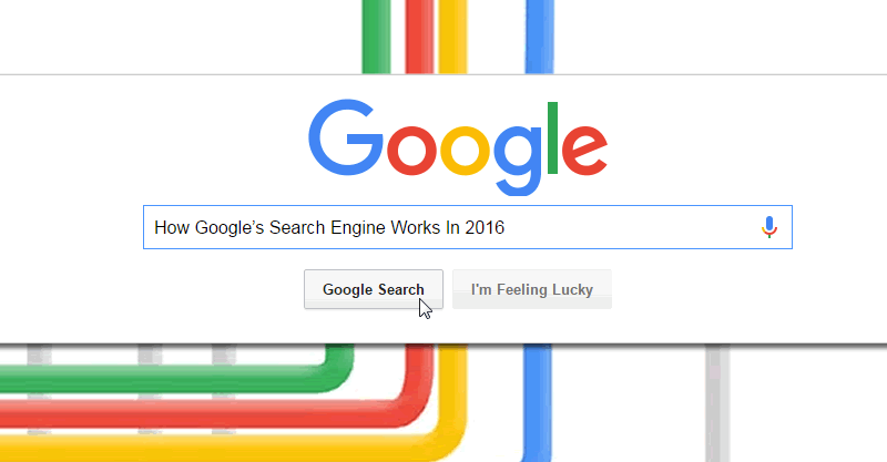 INFOGRAPHIC: How Google's Search Engine Works In 2016